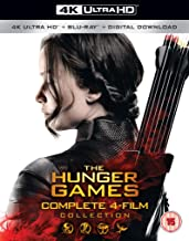 The Hunger Games Complete Collection 4K  2016