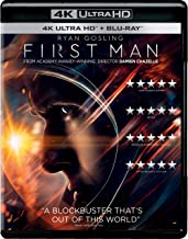 First Man (4K UHD & HD) (2-Disc)