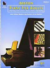 Bastein Piano for Adults Book 2 : A Beginning Course - Lessons, Theory, Technic and Sight Reading