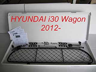 Dog Guard, Pet Barrier Net and Screen RDA65-S for HYUNDAI i30 cw, car model produced since 2012, for Luggage and Pets