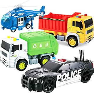 Best battery powered police car Reviews