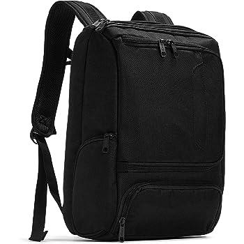 eBags Pro Slim Jr Laptop Backpack (Solid Black)