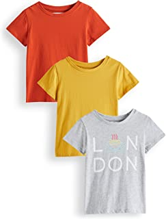 3131bebf222d8 RED WAGON T-Shirt London City Fille