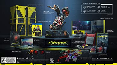 Cyberpunk 2077 - Collector's Edition - PlayStation 4