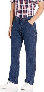 بنطال جينز واسع بتصميم كاربنتر للرجال من ليي