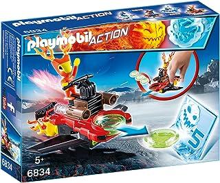 PLAYMOBIL Action 6834 Sparky z wyrzutnią dysków, od 5 lat