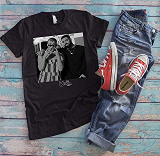 Bad Bunny - Drake - OVO - Hear This Music - T Shirt - Unisex - For Him and Her - Trap - Reggaeton - Latino - Urban Wear - Drizzy - Tees