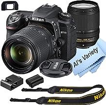 Nikon D7500 DSLR Camera Kit with 18-140mm VR Lens | Built-in Wi-Fi | 20.9 MP CMOS Sensor | EXPEED 5 Image Processor and Fu...
