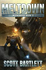 Meltdown (Mech Wars Book 3) Kindle Edition