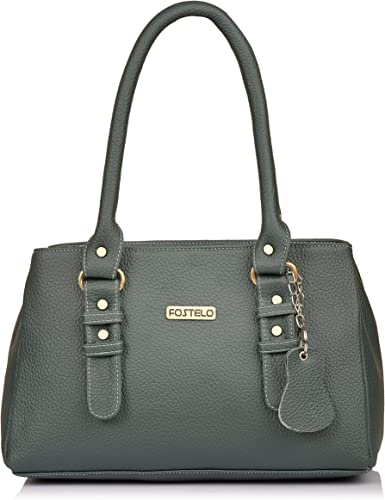 Women s Westside Handbag Green FSB 1238