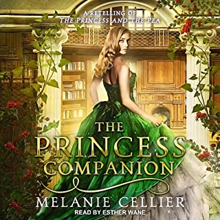 The Princess Companion: A Retelling of The Princess and the Pea (Four Kingdoms Series, Book 1)