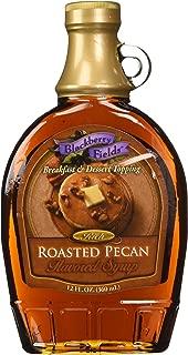 Blackberry Fields Rich Roasted Pecan Syrup 12 Oz