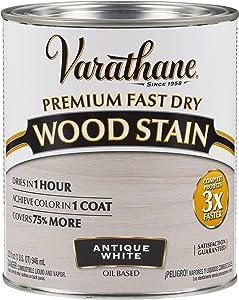 Varathane Premium Wood Stain Antique White