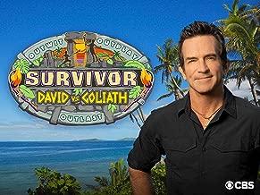 Best survivor david vs goliath Reviews