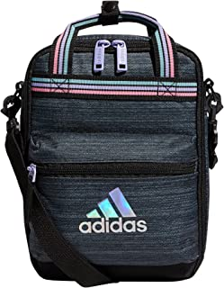 Squad Insulated Lunch Bag, Two Tone Black/Snowglobe, One...