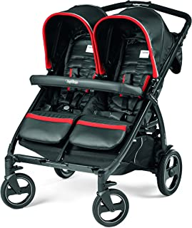 how to close peg perego stroller