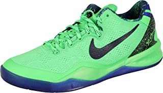online store 8f6e8 97f51 FREE Shipping. Nike Kid s Kobe 8 GS Basketball Shoes 7Y M US Poison Green  Hyper Blue