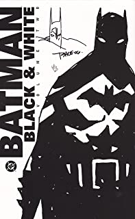 Batman Black And White Vol 2 Hardcover - DF Signed, Numbered, & Remarked Edition with Batman sketch by Tim Sale