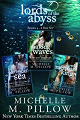 Lords of the Abyss Books 4 - 6 (Box Set) Kindle Edition