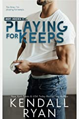 Playing for Keeps: A Brother's Best Friend Hockey Romance (Hot Jocks Book 1) (English Edition) Format Kindle