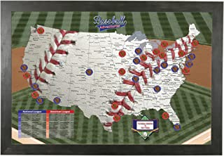 Best baseball stadium map Reviews
