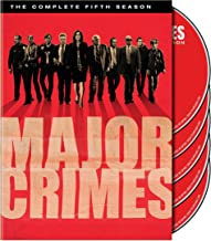 Major Crimes: S5 (DVD)