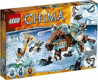 LEGO, Legends of Chima, Sir Fangar's Saber-Tooth Walker (70143)