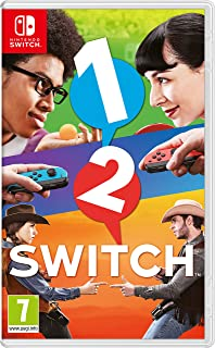 Nintendo 1-2 Switch (Nintendo Switch)