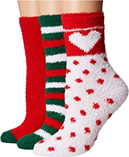 Betsey Johnson - 3-Pack Betsey X-Mas Cozy Crew
