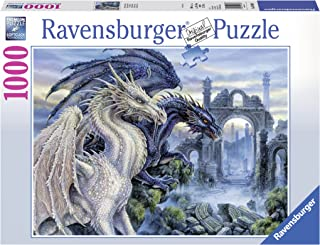 Ravensburger Mystical Dragon Puzzle 1000pc,Adult Puzzles