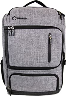 Aftereffect Backpack, Heather Grey