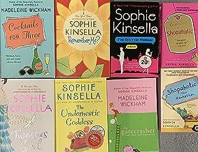 Madeleine Wickham aka Sophie Kinsella Novel Collection 8 Book Set