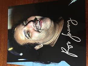 Porn Star Ron Jeremy Hand Signed 8x10 Photo