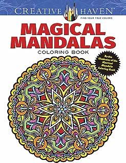 Creative Haven Magical Mandalas Coloring Book: By the Illustrator of the Mystical Mandala Coloring Book (Creative Haven Coloring Books)