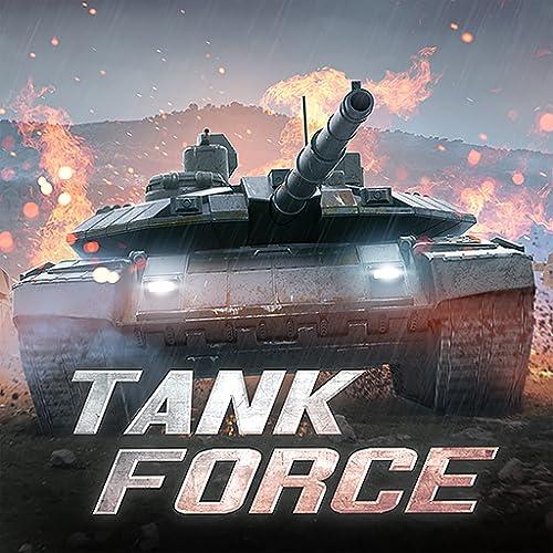 Tank Force: Modern Tanks - Panzer online krieg spiele