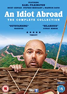 An Idiot Abroad - Complete Collection [Reino Unido] [DVD]