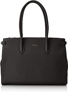 Furla Fall/Winter 2018 Ladies Medium Black Leather Tote Bag 924549