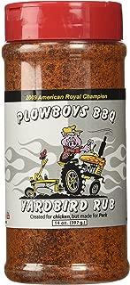 plowboys yardbird rub recipe