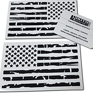 Best tattered flag decal Reviews