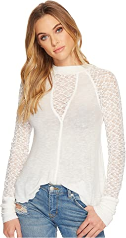 Free People - No Limits Layering Top