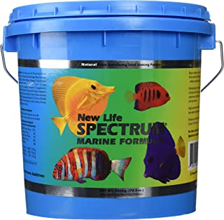 New Life Spectrum Marine Fish Formula 1mm Sinking Saltwater – 2000g