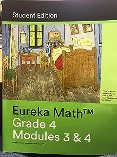 Eureka Math Grade 4 Modules 3&4 Student Edition
