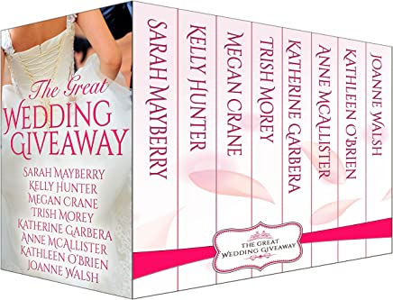 The Great Wedding Giveaway: Montana Born Brides (English Edition)