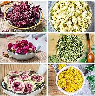 Flower Tea.Mix Flower Tea.Flower Tea Boxes~Roselle Tea.Red Rose.Chrysanthemum.Jasmine Tea.Lemon Grass.Dried Fig