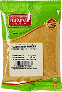 Natures Choice Corriander Powder In Pouch, 100 gm