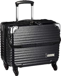 [トラベリスト] スーツケース ジッパー トップオープン ビジネスキャリー横型 機内持ち込み可 30L 40 cm 3.2kg