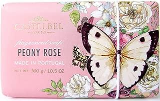 Castelbel Porto - Peony Rose - Fragranced Soap Bar 10.5 0z.