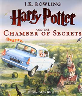 Best Harry Potter and the Chamber of Secrets: The Illustrated Edition (Harry Potter, Book 2) Review