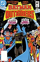 Batman and the Outsiders (1983-) #1