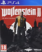 Wolfenstein II: The New Colossus - PlayStation 4 (Imported Version)